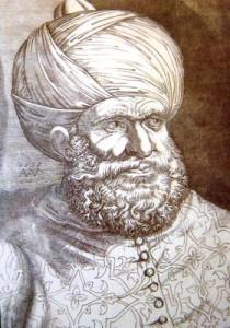 Il pirata Ibn-al-karaiddin, detto il Barbarossa