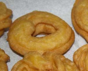 Il segreto e la particolarità sta nella doppia frittura